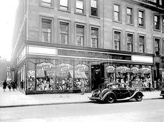 Buchanan Street, Glasgow.