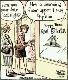 Real Estate Dating