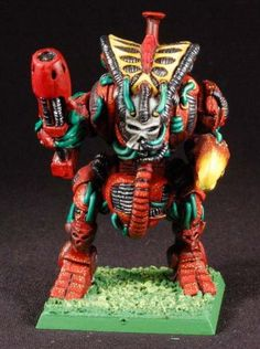 Realm of Chaos: An 80s Warhammer Enthusiast Blog: The Mighty Avenger: An interview with Bryan Ansell