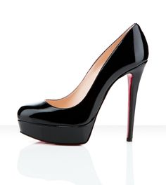 2012ab3da5b Christian Louboutin United Kingdom Official Online Boutique - BIANCA PATENT  CALF 140 Black Patent Calfskin available online. Discover more Women Shoes  by ...
