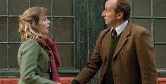 """""""Die anonymen Romantiker"""" - Kino-Tipp - Angsthase Jean-René (Benoît Poelvoorde) und die hypersensible Angélique (Isabelle Carré) wollen eine Schokoladenmanufaktur retten. Dabei finden sie zueinander."""