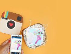 idée cadeau pour sa meilleure amie a faire soi meme, des boîtes instagram, rangement pour photos