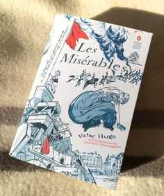 Jillian Tamaki: Received some nice mail today: the Les Misérables...