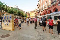 Feria de las Artes Artearanda en Aranda de Duero