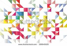 Tessellation - stock vector