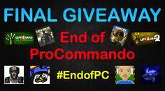 End of ProCommando!