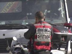 Palestino ataca con camión y mata a 4 israelíes