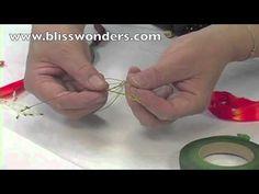 How to make nylon Tulips flower.