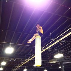 Way Cool! Congrats to Tyler Potter for making it up our silver bag!  #GotHops #ThinAirPark #FlightClub #TrampolineFun www.thinairpark.com