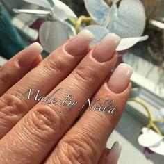 #nellanails #nailart #nagelfix #nailsaddict #nailselection #nailsoftheday #naglar #nagelförlängning #vårnaglar #ombrefransk #franskmanikyrombre #loveit #lovemyjob #icaniwill @beautyholicstockholm by fitnessnella