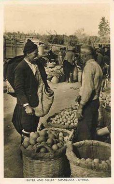 Υπεθρια αγορά στην Αμμόχωστο μνήμες από τα παλιά!! - Helen Pap - Google+ Rare Photos, Cyprus, Old Pictures, Scrap, History, Places, Google, Vintage, Antique Photos