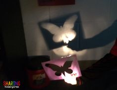 Shadow Puppets for L
