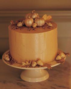 Caramelized-Apple Spice Cake