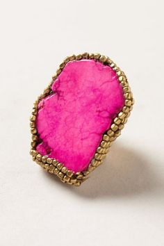 Neon Crags Ring
