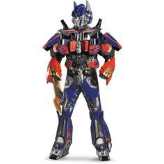 Optimus Prime Rental Quality