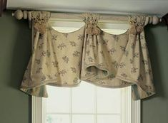 Celebration Valance by Pate-Meadows Designs