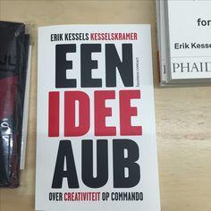 Een idee aub. Kessels. Creativiteit