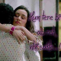 Hindi shayari: shayari of love