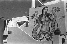 OZMO #capri #anacapri #bw #analogico #hp5 #analogue #vintage #capture #streetart #picoftheday #film #strange #nature #gigant by plinio.il.bello