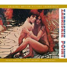 Zabriskie Point [Original Soundtrack] [CD]