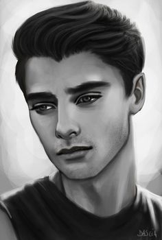 drawing realistic male faces - Google zoeken