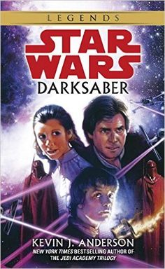 Star Wars Darksaber by Kevin J. Anderson Bk 2 Callista / Hardcover Ed. Thrawn Trilogy, Grand Admiral Thrawn, Star Wars Books, Star Comics, Jedi Knight, Death Star, The Ordinary, Bestselling Author, Audio Books
