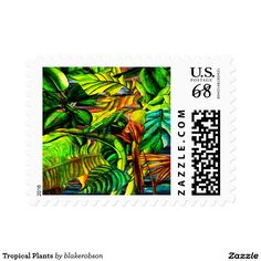 Find rubber stamps and self-inking stamps at Zazzle today! Self Inking Stamps, Tropical Plants, Photoshop, Products, Gadget