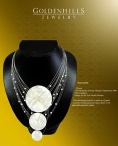Sensuality   |     From the award winning collection of  top favorite wedding jeweler GOLDENHILLS JEWELRY found in The Wedding Ideas Portal Philippines TWIPP (www.themesnmotifs.com) Wedding Fair, Dream Wedding, Wedding Ideas, Idea Portal, Design Competitions, Wedding Coordinator, Philippines, Jewelry Design, Jewels