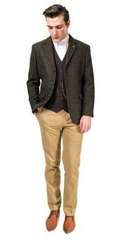 Roger Casement Jacket