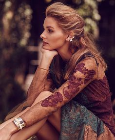 Is This the Best Shoot Olivia Palermo Has Ever Done? via @WhoWhatWear