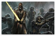 Star Wars The Force Unleashed Art wallpaper