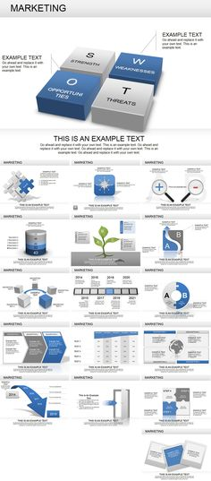 Download Marketing PowerPoint diagrams
