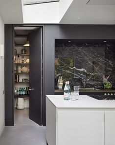 Kitchen Architecture - Home - Modern monochrome