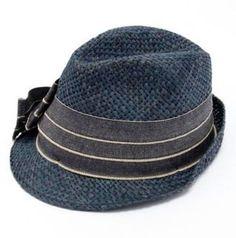 straw hat from vert dense / ShopStyle: [Vert Dense]ストライプビッグリボンつきハット