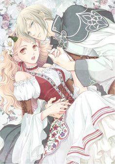 Spé. Manga couple