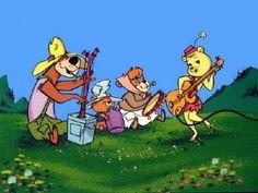 Hillbilly Bears