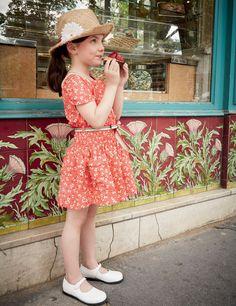 Rykiel Enfant : Un Été Gourmand. / Collection printemps-été 2014.