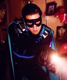 nightbird. Darren Criss as Blaine Anderson on Glee!
