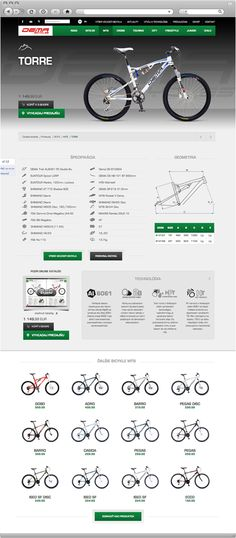 Dema bicycles - product details