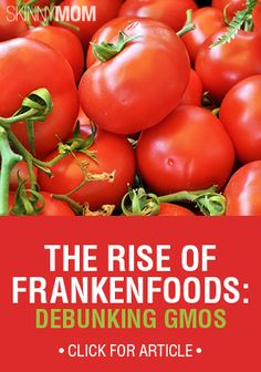 Approximately 75% of processed food in the grocery store contains GMOs. Read more here!