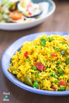 syn free nando's spicy rice | Slimming World