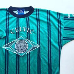 f0919efb9a5 36 Best Retro Vintage celtic football shirts images in 2019 ...