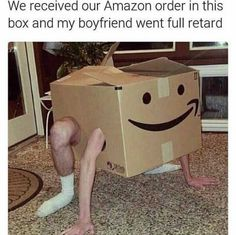 Self delivery order