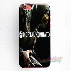 Mortal Kombat X iPhone 5C Case | casefantasy
