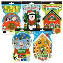 bulk christmas house christmas sticker books at dollartreecom