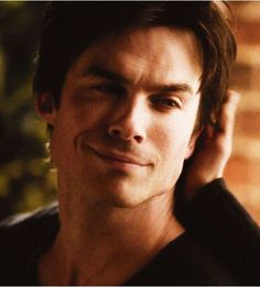 Delightful Damon aka my love, Ian Somerhalder