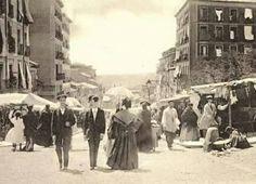 El rastro 1900