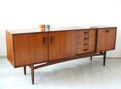 enfilade scandinave teck by g plan 50 enfilades mobilier scandinave mobilier vintage - Meuble Enfilade Scandinave
