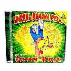 Unreal Banana Peel Johnny Burns Cd Music Songs Praise Pop For Kids Brand New for sale Cd Music, Music Songs, Cds For Sale, My Ebay, Burns, Outdoor Blanket, Banana, Brand New, Pop