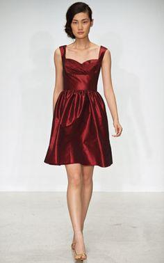 More bridesmaid dress options.